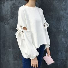 #aliexpress, #fashion, #outfit, #apparel, #shoes #aliexpress, #Spring, #Autumn, #Women, #Pullovers, #Sweatshirt, #Loose, #Solid, #Color, #Sweatshi, #Applique, #Sweatshirts, #Female
