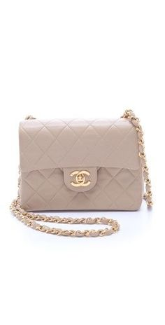 Vintage Chanel - Mini Flap Bag
