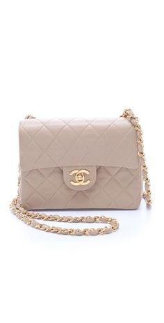 Vintage Chanel - Mini Flap Bag
