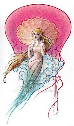 Theogony- Aphrodite by marcoso86.deviantart.com on @deviantART