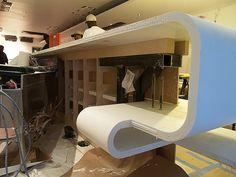 Halo Bar   by Associated Fabrication