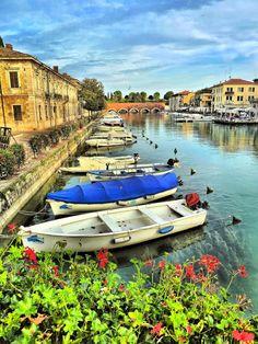 Peschiera del Garda ~ Lago di Garda johnenpieter.com
