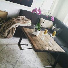 New Homemade table ☺ hjemmelaget stuebord ☺