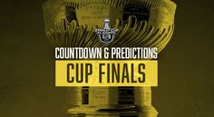NHL PLAYOFFS 2017 (ROUND 4) COUNTDOWN AND PREDICTIONS