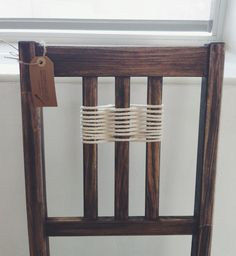 wooden chair restoration. detail / by ChairYourLife