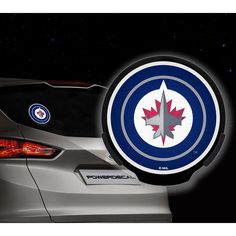 Winnipeg Jets NHL Power Decal