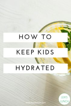 The mercury is rising and I don't know about you, but I am struggling to keep Lexi hydrated! Infused Water Recipes, Stay Hydrated, How To Find Out, How To Make, About Me Blog, Lunch, Shit Happens, My Favorite Things, Children