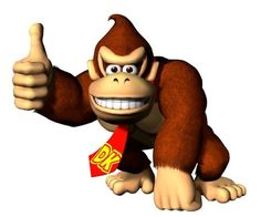 """You got: Donkey Kong. Which """"Mario Bros."""" Character Are You Based On Your Zodiac Sign? Donkey Kong Games, Donkey Kong 64, Donkey Kong Junior, Super Nintendo, Nintendo 64, Donkey Kong Country Returns, Mario Kart Characters, Video Game Characters, Super Smash Bros"""