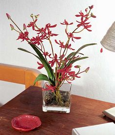 floral arrangements for home modern   ... Vases and Artificial Flowers Arrangement to Decorate Your Rooms