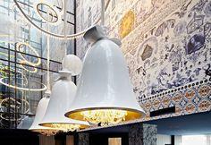 Amesterdam library turned hotel