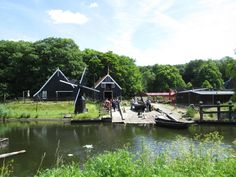 **Netherlands Open-Air Museum and National Heritage Museum - Arnhem, The Netherlands