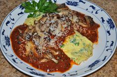 Chef JD's Southwestern Cuisine: Rocky Mountain Wild Mushroom & Fire Roasted Tomato...