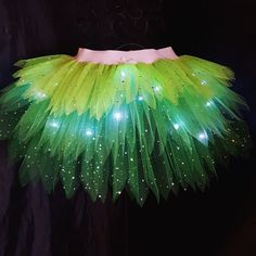 """60 Likes, 10 Comments - Tutu Factory (@tutufactoryuk) on Instagram: """"Love this color combo of three different greens for our Fairy Lights tutu!  www.tutufactory.co.uk…"""""""