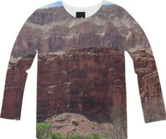 Supai Canyon Long Sleeve Tee from Print All Over Me