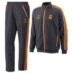 3c505081b8370 Het Real Madrid Champions League trainingspak 2013-2014. Nu verkrijgbaar op  www.sporthuispimdoesburg