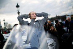 Street Style: Take Me to Paris | Popbee - a fashion, beauty blog in Hong Kong.
