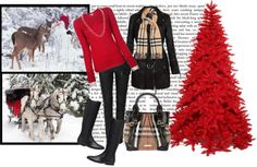"""""""Walking in a winter wonderland!"""" by goldieazcmd ❤ liked on Polyvore"""