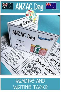 ANZAC Day is an important day in Australian and New Zealand History. April 25 marks the day to remember the people who were lost and families who were changed forever. This pack is for early learners to begin to develop an appreciation of this significant day.