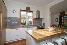 Kitchen Sally Steer Design Wellington NZ Design Kitchen, Kitchen Ideas, Sally, Kitchens, Wood, Furniture, Home Decor, Design Of Kitchen, Decoration Home