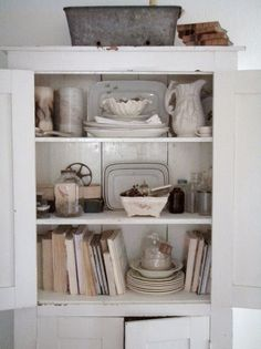 . . . Cabin & Cottage : Airing the Cupboards