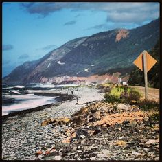 Our home! #CapeBreton #CabotTrail #NovaScotia #Views #KelticLodge #Resort #Atlantic #Ocean #Summer #Beautiful #PicoftheDay