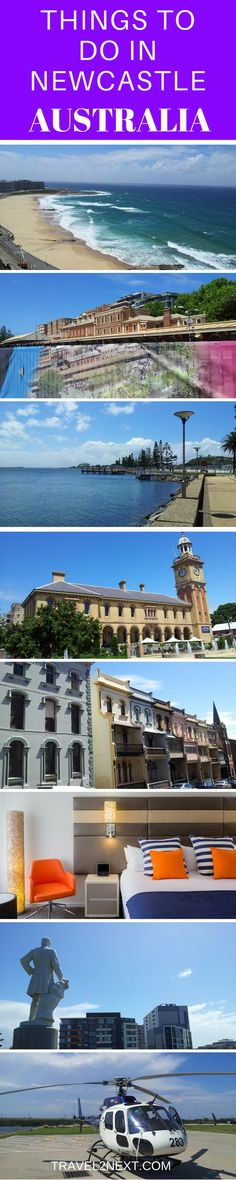 """Things to do in Newcastle NSW., Australia. It's two decades since BHP closed in Newcastle, but there are elements of the """"old town"""" which prove it has not lost its steely resolve."""