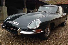 1966 Jaguar E-Type Series 1 4.2 Litre FH