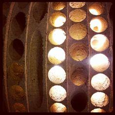 Porta Venezia in design Czech Republic Center - cardboard lamp #milandesignweek