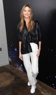 Martha Hunt Victoria's Secret Angel Interview Summer Style Tips
