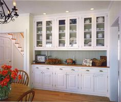 Bright Beadboard Backsplash mode Burlington Farmhouse Kitchen Inspiration with none Bright Beadboard Backsplash mode Burlington Farmhouse Kitchen Inspiration with none Thank to Connor Homes Backsplash For White Cabinets, Kitchen Pantry Cabinets, Beadboard Backsplash, Kitchen Redo, New Kitchen, Kitchen Remodel, Kitchen Backsplash, Cabinets In Dining Room, Kitchen Storage