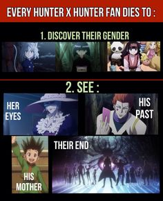 That is truly right T-T . Tags: HUNTERxHUNTER - hunter x hunter - hxh - Hisoka - Kikyo zoldyck - Alluka Zoldyck - Neferpitou - Alluka Zoldyck - Gon Freecss - Phantom Troupe