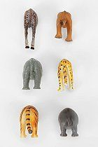 Animal Butt Magnets  #UrbanOutfitters