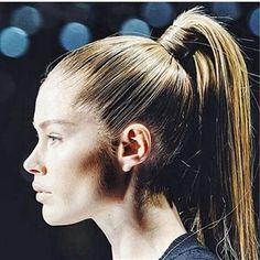 Maquiagens e penteados da fashion week francesa, #glamboxbrasil