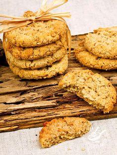 Che meraviglia i Biscotti di avena alla cannella, una delizia da forno con tutta la magia dei dolci rustici della tradizione, facili, e sani!