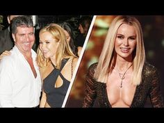 Amanda Holden reveals She and Simon Cowell have a FLIRTY Relationship Amanda Holden, Britain Got Talent, Simon Cowell, Looks Great, Relationship, In This Moment, Celebrities, Youtube, Celebrity