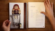 Beautiful Recipe Book