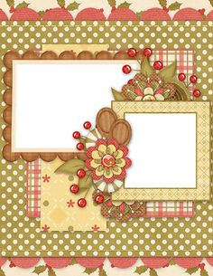 GINGER Manualidades armar recortar colorear Christmas Cards