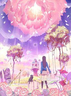 """I'm a Girl"" by Daoko  Animatorexpo"