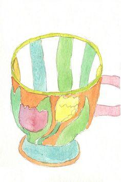 Cup by cathredfern, via Flickr