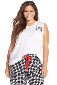 Women plus size pajama models - Google Search