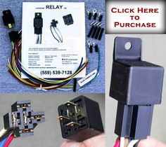 Image Result For Mopar Starter Relay Wiring Diagram Car Stuff - Relay wire diagram