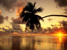 Ultimate Caribbean Sunset