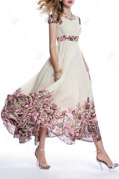 Empire Waist Chiffon Dress. FiestasRoztomilé ŠatyLetné Šaty b6ba336d10a