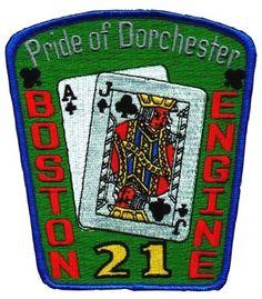 Boston Fire Dept. E21