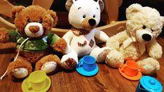 U nas dziś tłoczno przy kawie :D #miś #pluszowy #pluszaki #teddybear #bear #toy #zabawka #zabawa #play #toy #toys #coffee #cafe #kawa #kakaludek #polska #poland #poznań #poznan
