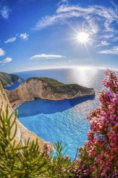 Zakynthos, Greece - 10 Gorgeous Greek Islands You Haven't Heard Of Yet. Landscape Photography, Nature Photography, Nature Wallpaper, Greece Wallpaper, Greek Islands, Beach Photos, Nature Pictures, Amazing Nature, Belle Photo