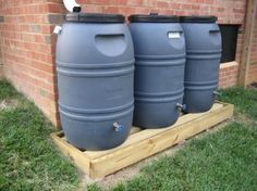 Rain Barrel and Rain Garden Workshop