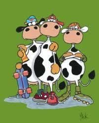 vacas graciosas - Buscar con Google