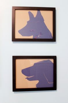 Good style of cutout for out dogs shape faces