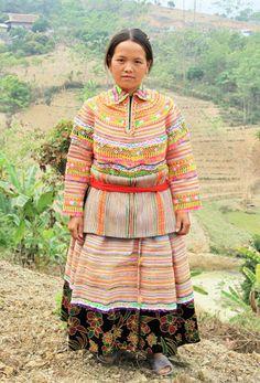 フォーラン地域・モン族  Vietnam
